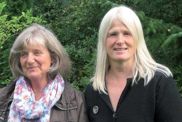 Två danska psykologer, Eva Theilgaard Jacobsen och Susanne Bölling