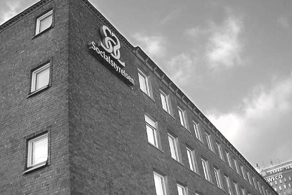 Socialstyrelsens huvudkontor