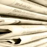 Nyheter är som dagsländor.