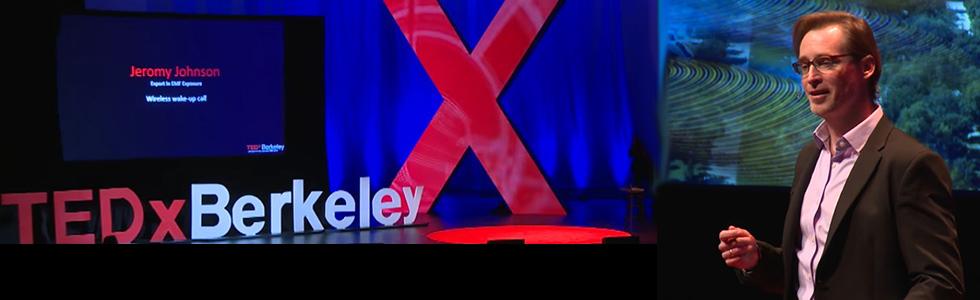 Jeromy Johnson – risker med trådlös teknik (TEDx föreläsning m. svensk undertext)