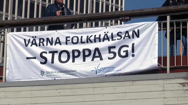 Manifestationer i Stockholm