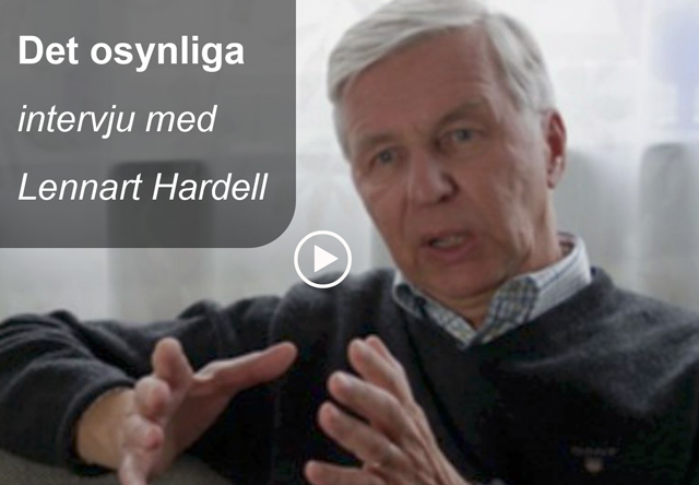 Intervju med Lennart Hardell om riskerna med trådlös teknik